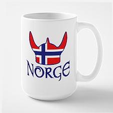 Norge Large Mug