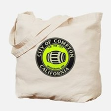 Compton City Seal Tote Bag
