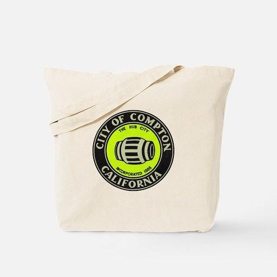 Compton City Seal Tote Bag