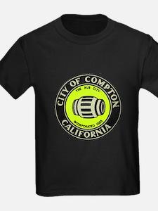 Compton City Seal T