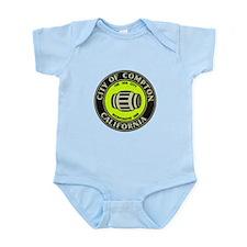Compton City Seal Infant Bodysuit
