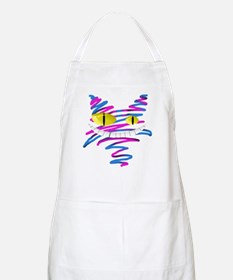 Silly Cheshire Cat Apron