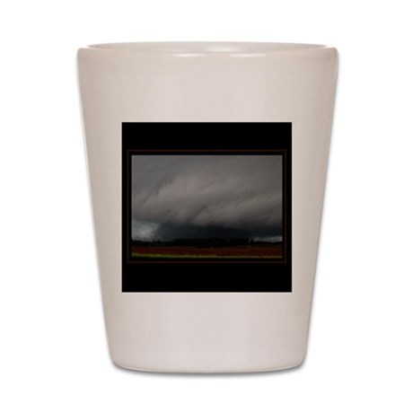 Alabama Tornadoes Shot Glass