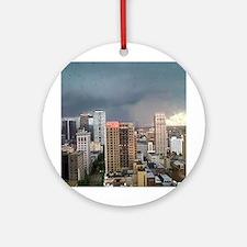Alabama Tornadoes Ornament (Round)