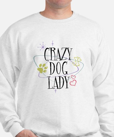 Crazy Dog Lady Jumper