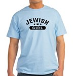 Jewish Girl Light T-Shirt