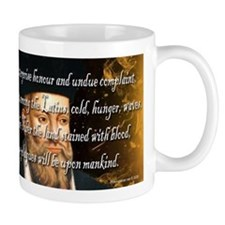 bukowski quote Thermos® Can Cooler
