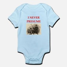 sherlock holmes Infant Bodysuit