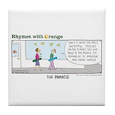 The Pinnacle Tile Coaster