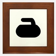 Curling Framed Tile