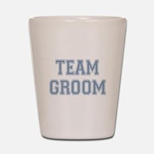 Team Groon Shot Glass