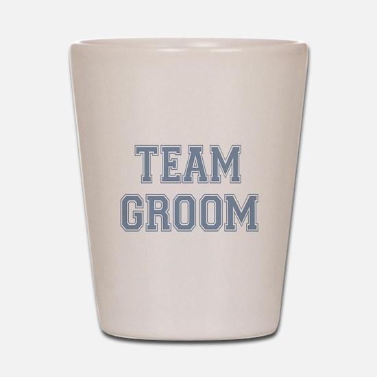 Team Groon Shot Glass