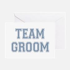 Team Groon Greeting Card