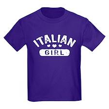 Italian Girl T