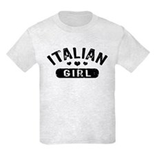 Italian Girl T-Shirt