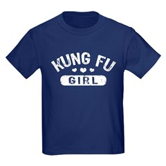 Kung Fu Girl T