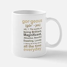 Gorgeous Gold Mug