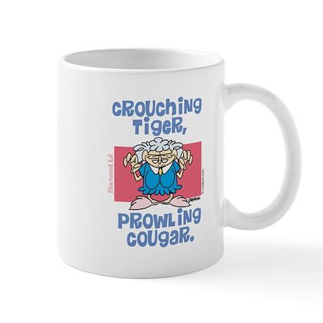 Crouching Tiger, Prowling Cou Mug
