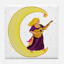 Moonlight Gypsy C Tile Coaster