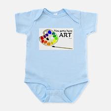 You Gotta Have ART Infant Bodysuit