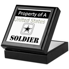 Property of A Keepsake Box