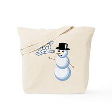 Cool Christmas Tote Bag