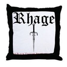 Rhage Throw Pillow