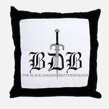 BDB LogoThrow Pillow