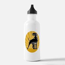 Pointer dog Water Bottle