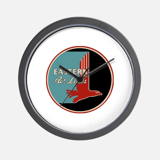 Eastern Airlines Wall Clock