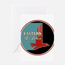 Eastern Airlines Greeting Cards