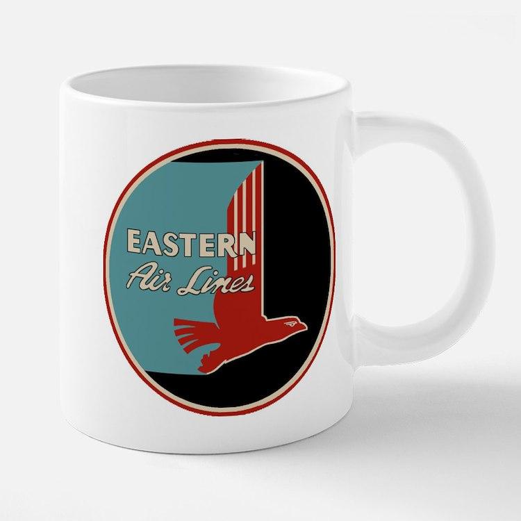 Eastern Airlines 20 oz Ceramic Mega Mug