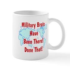 Unique Military brat Mug