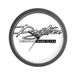 Daytona Wall Clock