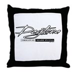 Daytona Throw Pillow