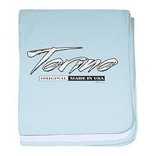 Torino baby blanket
