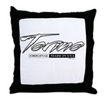 Torino Throw Pillow