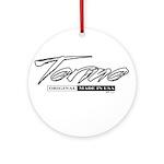 Torino Ornament (Round)