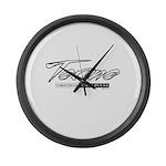 Torino Large Wall Clock