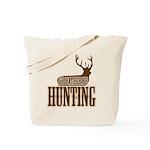 Big buck hunter Tote Bag