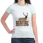 Big buck hunter Jr. Ringer T-Shirt