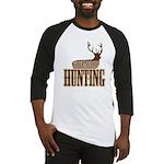 Big buck hunter Baseball Jersey