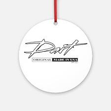 Dart Ornament (Round)