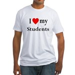 My Students: Fitted T-Shirt