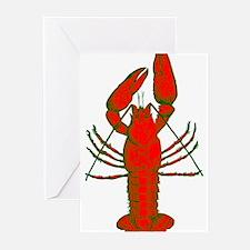 Crawfish Greeting Cards (Pk of 10)