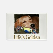 Life's Golden Rectangle Magnet