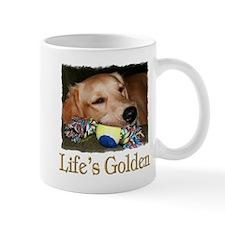 Life's Golden Mug