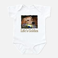 Life's Golden Infant Bodysuit