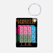 Elementary Particles Keychains