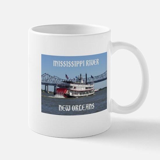Cute Steamboat Mug
